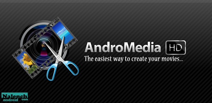 AndroMedia Video Editor для android бесплатно