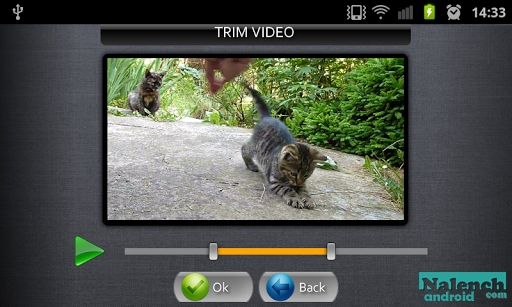 Скачать AndroMedia Video Editor для android бесплатно