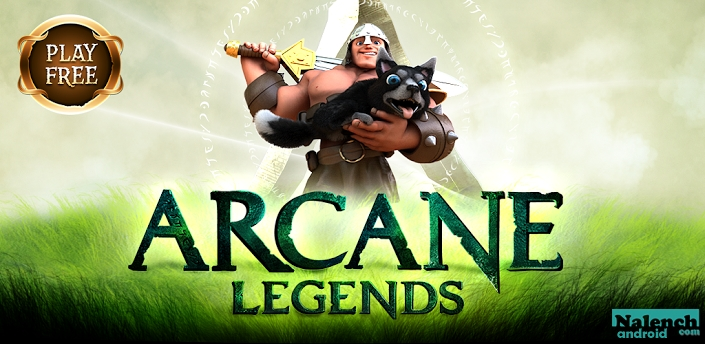 Arcane Legends для android бесплатно