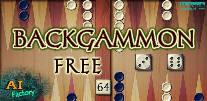 Backgammon Free для android бесплатно