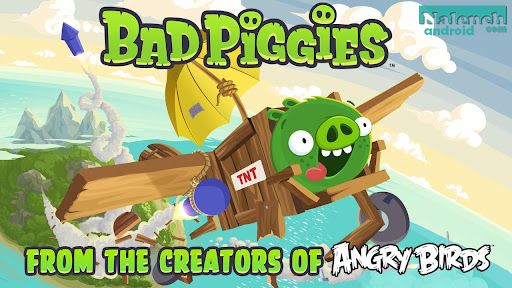 Bad Piggies для android бесплатно