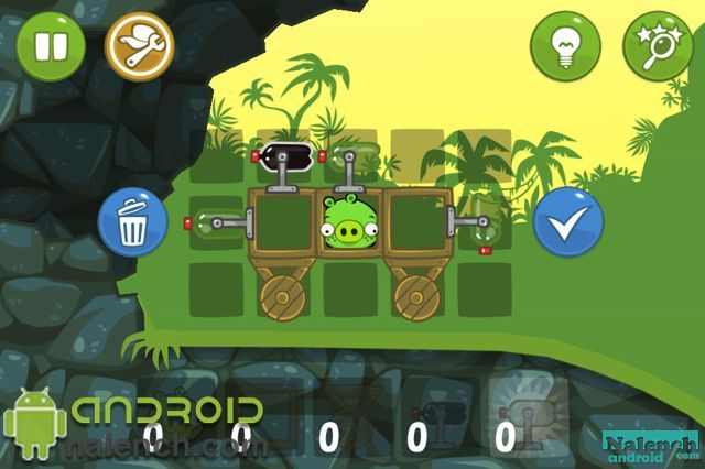 Скачать Bad Piggies для android бесплатно