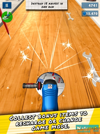 Скачать Bosch Dust Fighter для android бесплатно