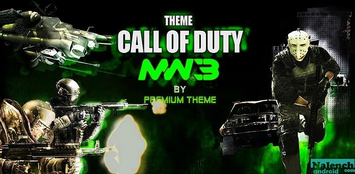 Call of Duty MW3 Theme Go L ex для android бесплатно