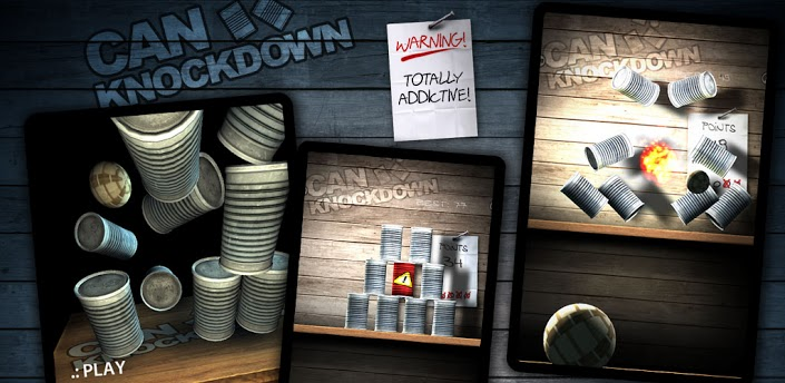 Can Knockdown для android бесплатно