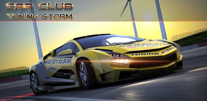 Car Club: Tuning Storm для android бесплатно