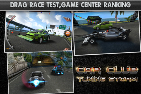 Скачать Car Club: Tuning Storm для android бесплатно