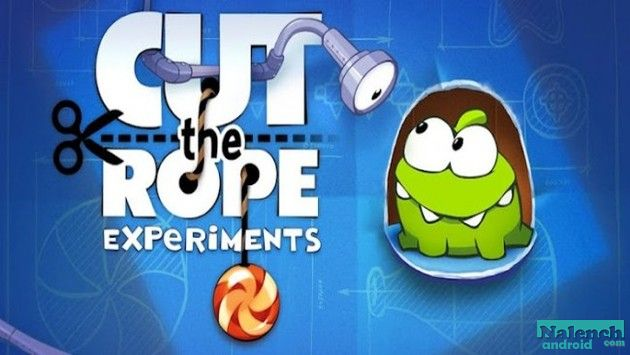 Cut the Rope: Experiments для android бесплатно