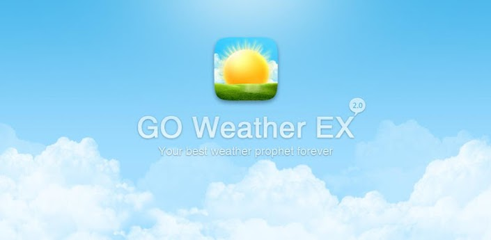 GO Weather EX для android бесплатно