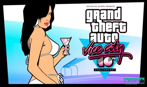 Grand Theft Auto: Vice City для android бесплатно