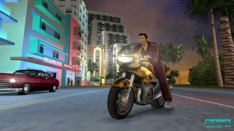 Скачать Grand Theft Auto: Vice City для android бесплатно