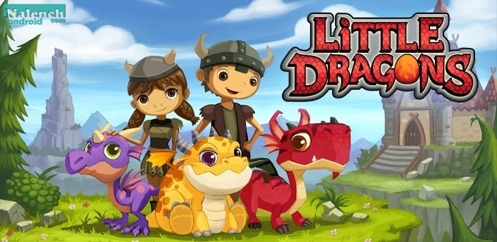 Little Dragons для android бесплатно