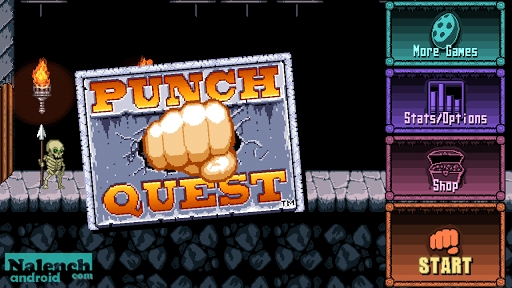 Скачать Punch Quest для android бесплатно