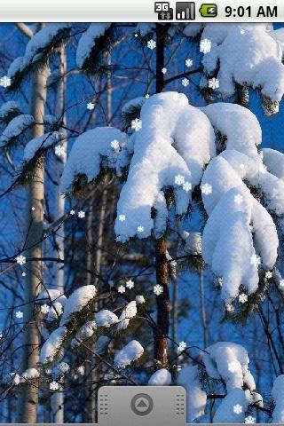 Зимние Обои Для Андроид Скачать Бесплатно