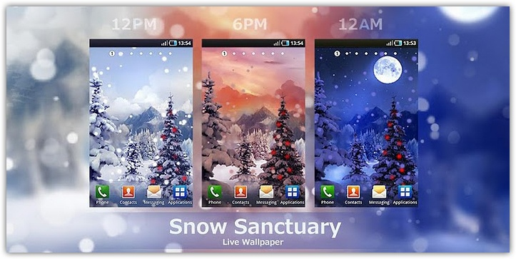 Snow Sanctuary для android бесплатно