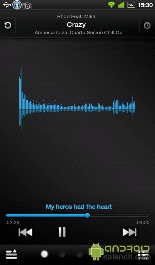 Winamp Pro Аудио Плеер