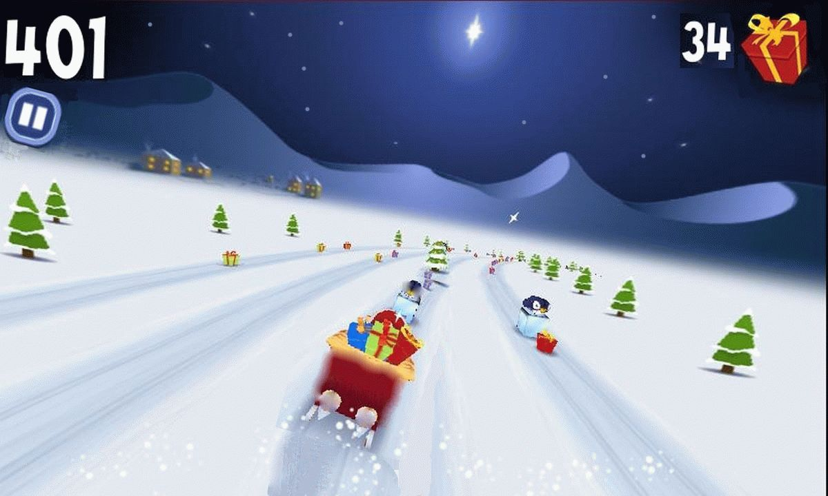 Скачать The Best Christmas Game Ever для android бесплатно
