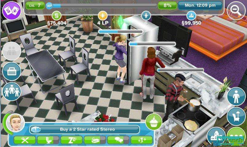 Скачать The Sims FreePlay для android бесплатно