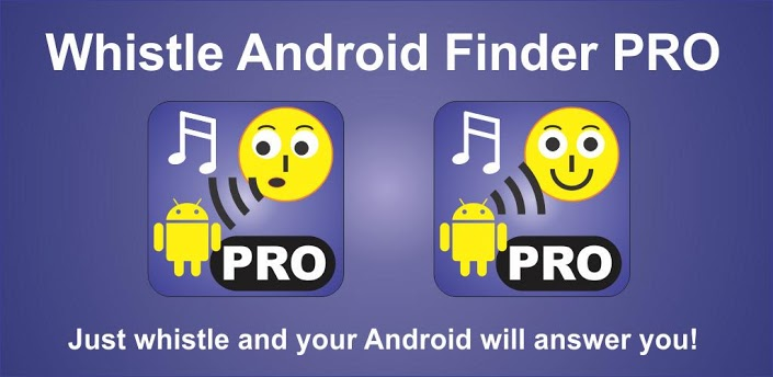 Whistle Android Finder PRO для android бесплатно