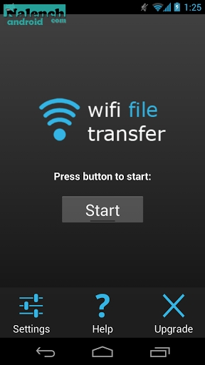 Скачать Wireless File Transfer для android бесплатно