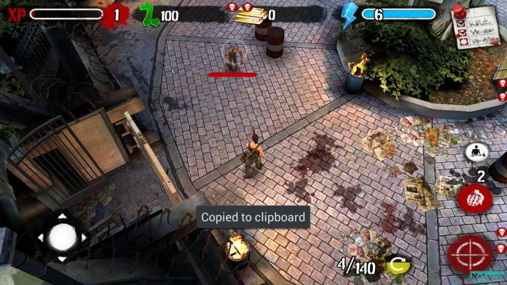 Zombie deathmatch игра на андроид обзор …