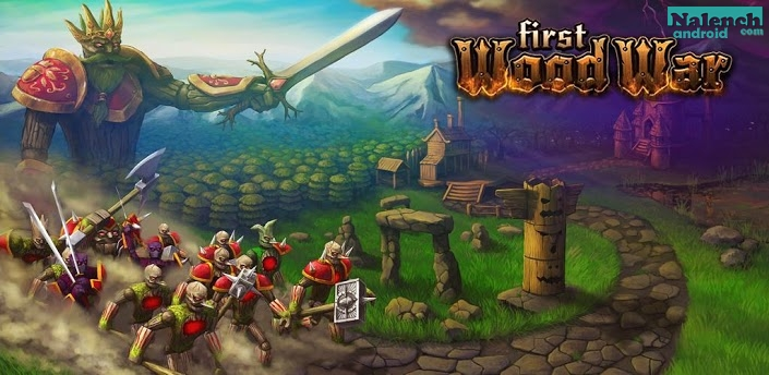 First wood war для android бесплатно