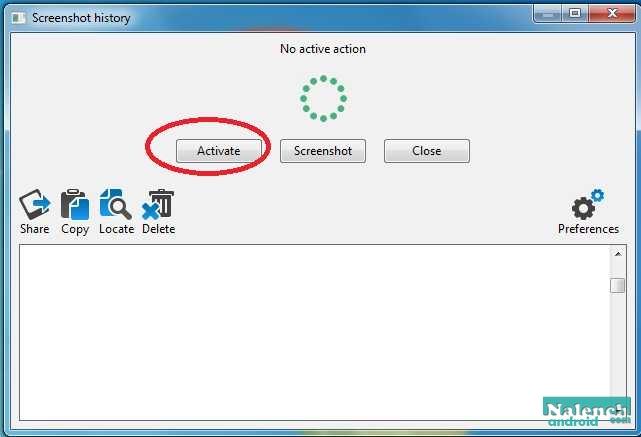 Как сделать веб скрин на 754