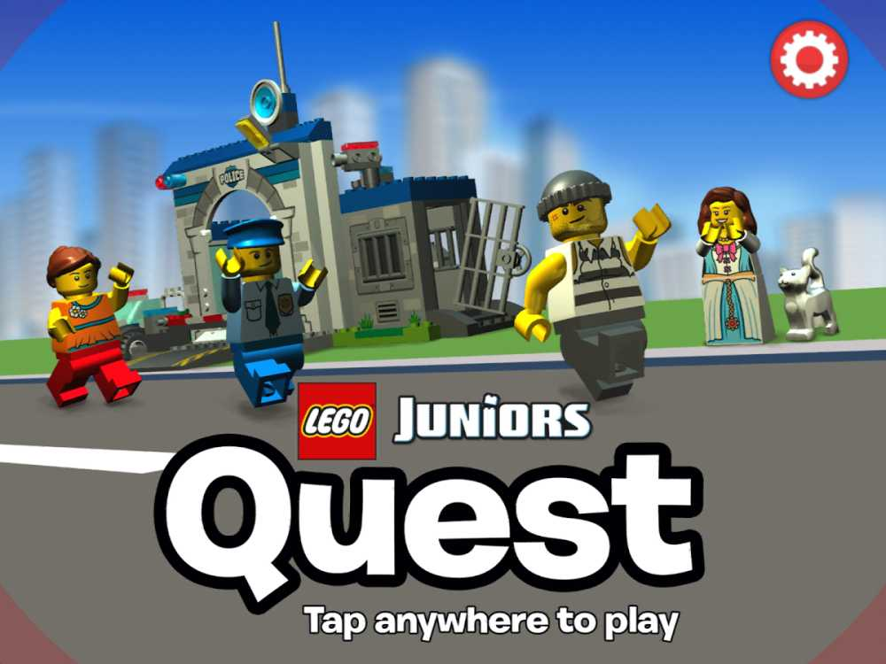 LEGO Juniors Quest для android бесплатно
