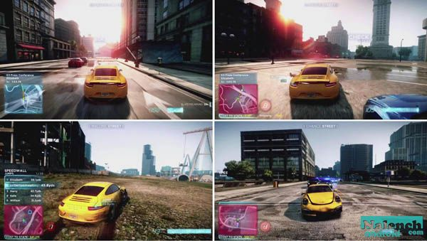 Скачать Need for Speed Most Wanted для android бесплатно