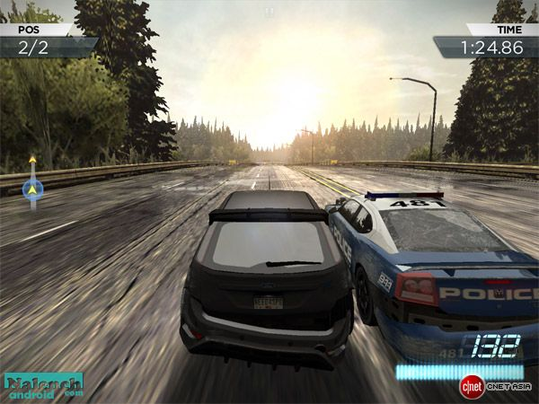 ������� Need for Speed Most Wanted ��� android ���������