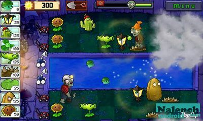 Скачать Plants vs Zombies для android бесплатно
