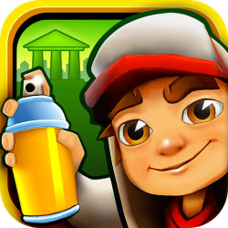 ������� ��������� Subway Surfers Rome ��� �������