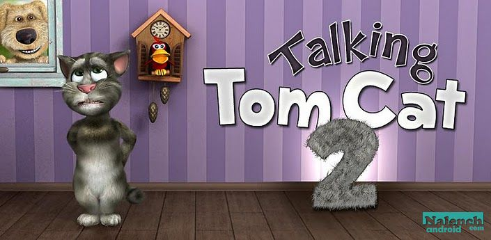 Talking Tom Cat 2 для android бесплатно
