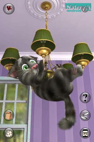 Скачать Talking Tom Cat 2 для android бесплатно