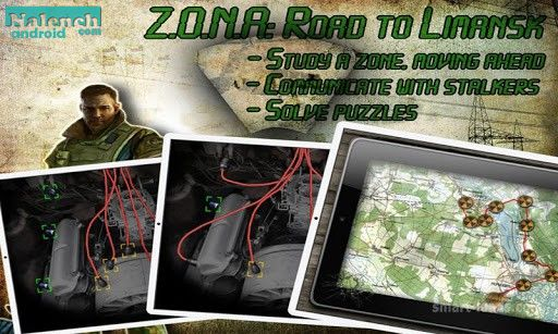 Скачать Z.O.N.A: Road to Limansk HD для android бесплатно