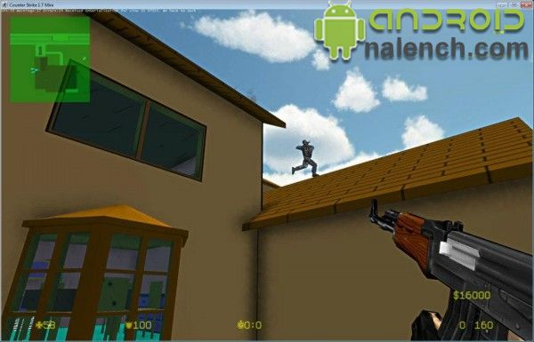 Скачать Counter Strike 1.6 для android бесплатно