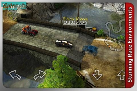 Скачать Reckless Racing для android бесплатно