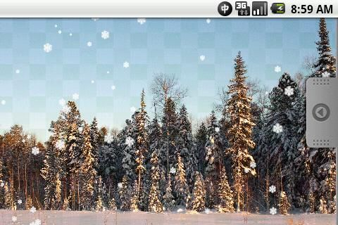 Скачать Russian Winter Live Wallpaper для android бесплатно