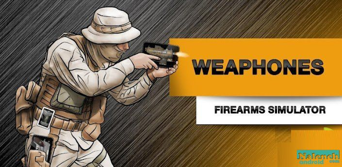 Weaphones Firearms Simulator для android бесплатно