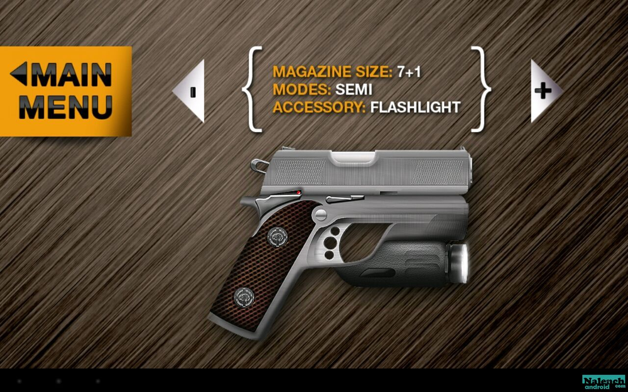Скачать Weaphones Firearms Simulator для android бесплатно
