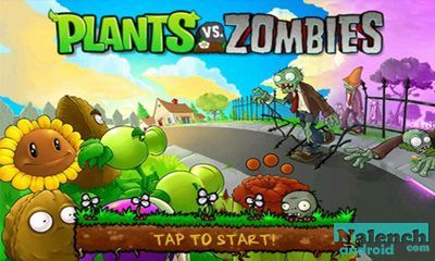 Plants vs Zombies для android бесплатно